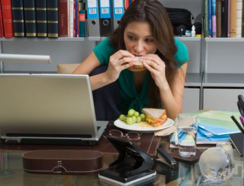 Culture Alert! How many of us have sad desk lunch disorder?