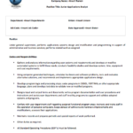 Junior Applications Analyst